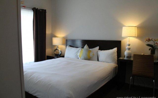 Отель Beverly Terrace США, Беверли Хиллс - 2 отзыва об отеле, цены и фото номеров - забронировать отель Beverly Terrace онлайн комната для гостей