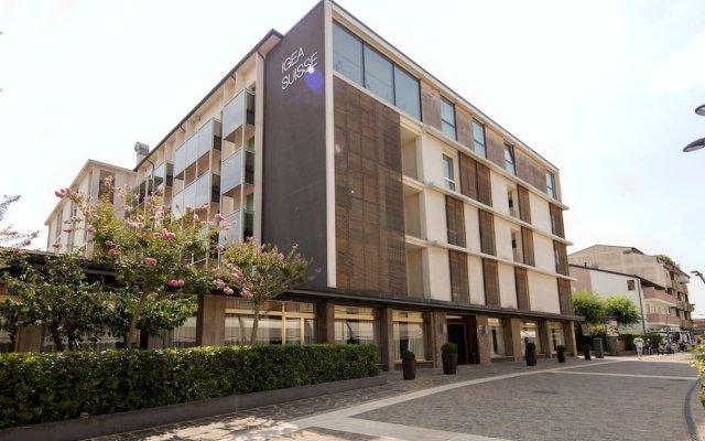 Отель Terme Igea Suisse Италия, Абано-Терме - отзывы, цены и фото номеров - забронировать отель Terme Igea Suisse онлайн вид на фасад