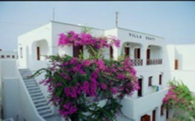 Отель Ekati Hotel Греция, Остров Санторини - отзывы, цены и фото номеров - забронировать отель Ekati Hotel онлайн вид на фасад