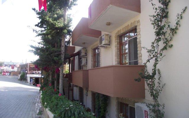 Golden Pension Турция, Патара - отзывы, цены и фото номеров - забронировать отель Golden Pension онлайн вид на фасад