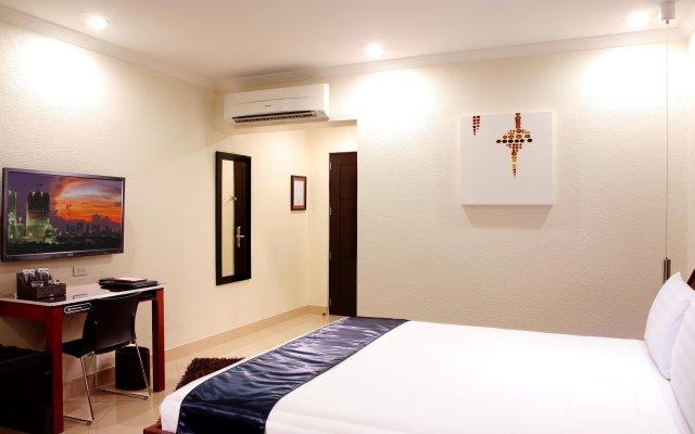Отель Queens Hotel Филиппины, Пампанга - отзывы, цены и фото номеров - забронировать отель Queens Hotel онлайн комната для гостей