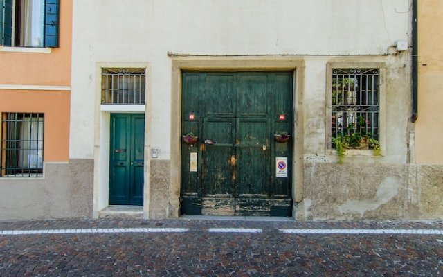 Отель Welc-oM Casa Anna Италия, Падуя - отзывы, цены и фото номеров - забронировать отель Welc-oM Casa Anna онлайн вид на фасад