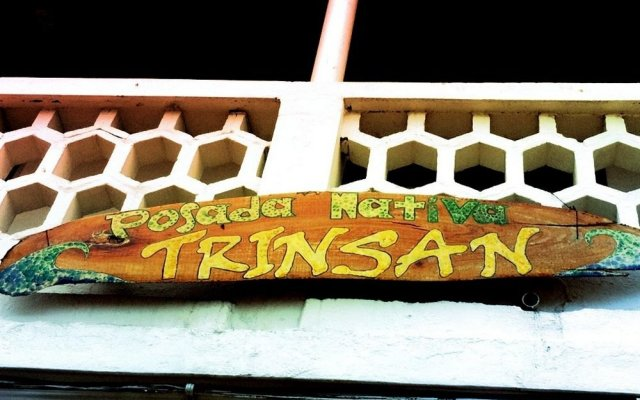 Отель Posada Nativa Trinsan Centro Колумбия, Сан-Андрес - отзывы, цены и фото номеров - забронировать отель Posada Nativa Trinsan Centro онлайн вид на фасад