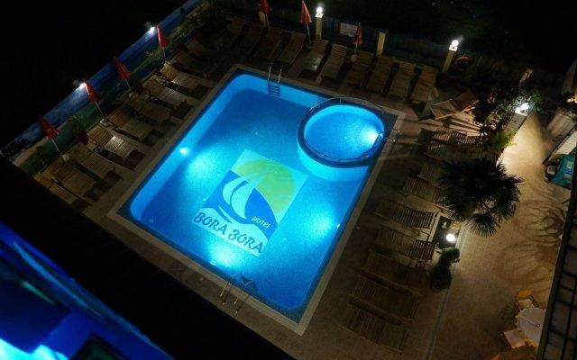 Bora Bora Hotel Солнечный берег вид на фасад