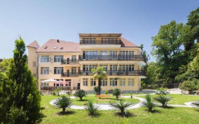Hotel Staraya Khosta вид на фасад