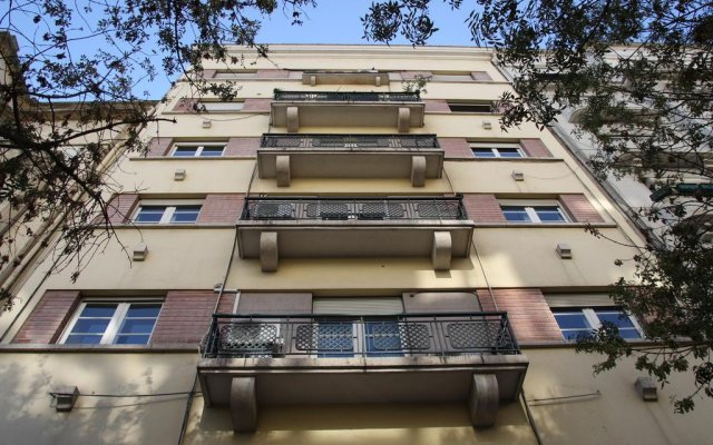 Отель Castilho House Португалия, Лиссабон - отзывы, цены и фото номеров - забронировать отель Castilho House онлайн вид на фасад
