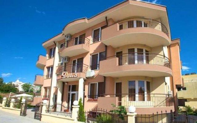 Отель Dalia Болгария, Несебр - отзывы, цены и фото номеров - забронировать отель Dalia онлайн вид на фасад