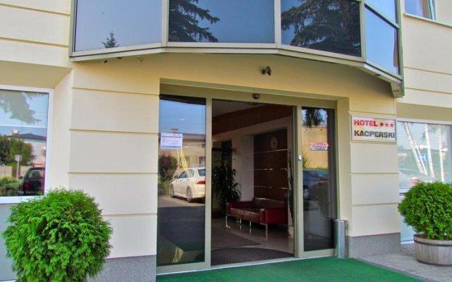 Отель Kacperski Польша, Константинов-Лодзки - отзывы, цены и фото номеров - забронировать отель Kacperski онлайн вид на фасад