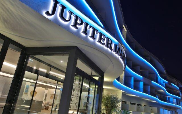 Отель Jupiter Marina Hotel - Couples & SPA Португалия, Портимао - отзывы, цены и фото номеров - забронировать отель Jupiter Marina Hotel - Couples & SPA онлайн вид на фасад