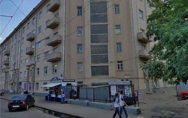 АХ отель на Комсомольской вид на фасад