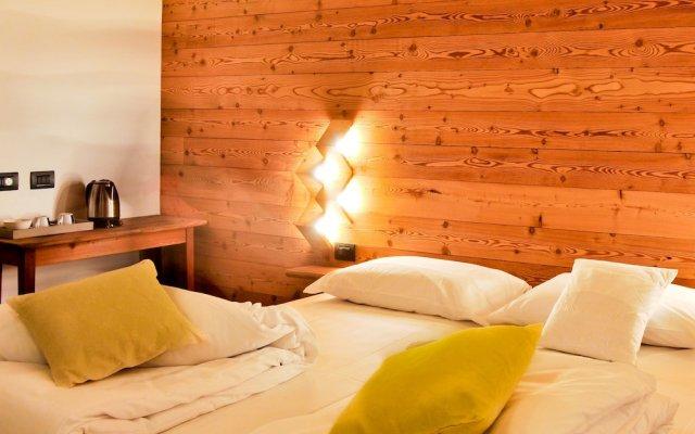 Отель Maison Bionaz Ski & Sport Аоста комната для гостей