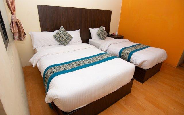 Отель Dine & Dream Непал, Катманду - отзывы, цены и фото номеров - забронировать отель Dine & Dream онлайн вид на фасад