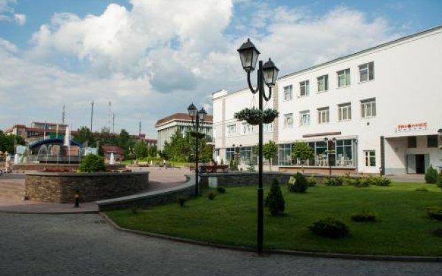 Гостиница Panoramic Hostel Украина, Хуст - отзывы, цены и фото номеров - забронировать гостиницу Panoramic Hostel онлайн вид на фасад