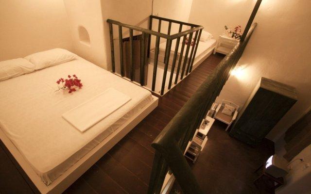 Отель Atlantis Houses комната для гостей