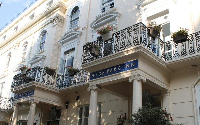 Отель Smart Hyde Park Inn Hostel Великобритания, Лондон - отзывы, цены и фото номеров - забронировать отель Smart Hyde Park Inn Hostel онлайн вид на фасад