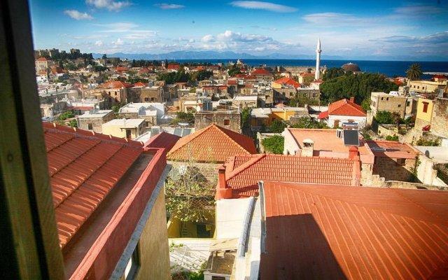 Отель Andreas Греция, Родос - отзывы, цены и фото номеров - забронировать отель Andreas онлайн комната для гостей