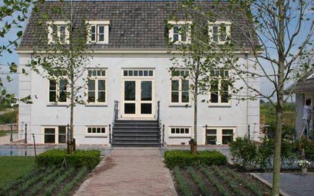 Отель Villa Oldenhoff Нидерланды, Абкауде - отзывы, цены и фото номеров - забронировать отель Villa Oldenhoff онлайн вид на фасад