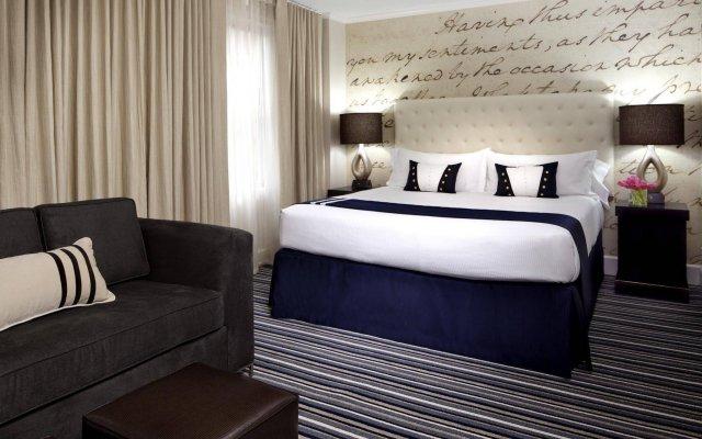Отель Kimpton George Hotel США, Вашингтон - отзывы, цены и фото номеров - забронировать отель Kimpton George Hotel онлайн комната для гостей