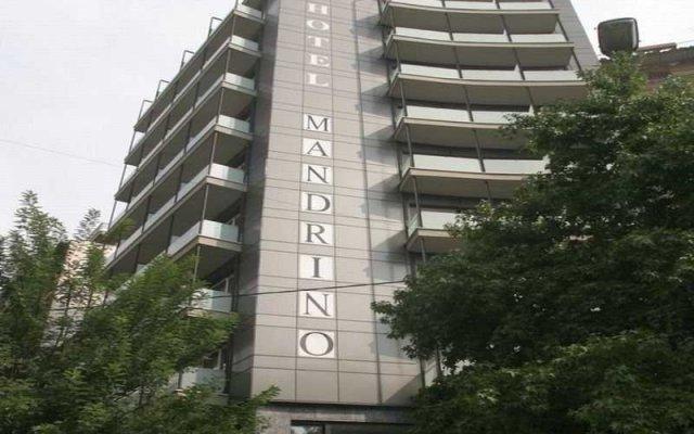 Mandrino Hotel вид на фасад