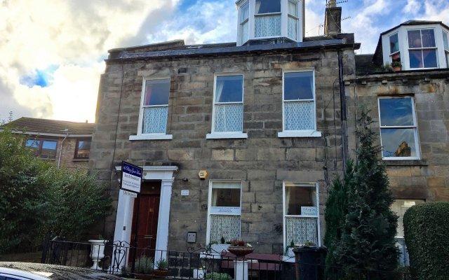 Отель 16 Pilrig Guest House Великобритания, Эдинбург - отзывы, цены и фото номеров - забронировать отель 16 Pilrig Guest House онлайн вид на фасад