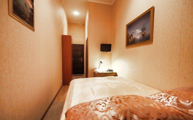 Гостиница Петровская Пристань комната для гостей