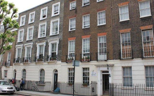 Отель Arriva Hotel Великобритания, Лондон - отзывы, цены и фото номеров - забронировать отель Arriva Hotel онлайн вид на фасад