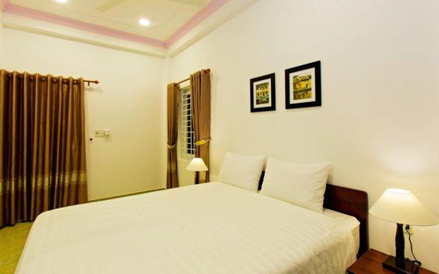 Отель Hung Do Beach Homestay комната для гостей