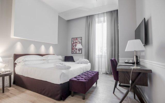 Отель Palazzo Castri 1874 комната для гостей