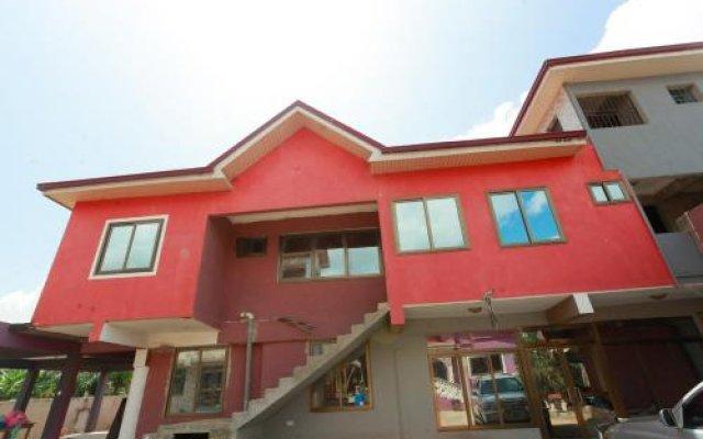 Отель Larry Dort Guest House Гана, Bawjiase - отзывы, цены и фото номеров - забронировать отель Larry Dort Guest House онлайн вид на фасад