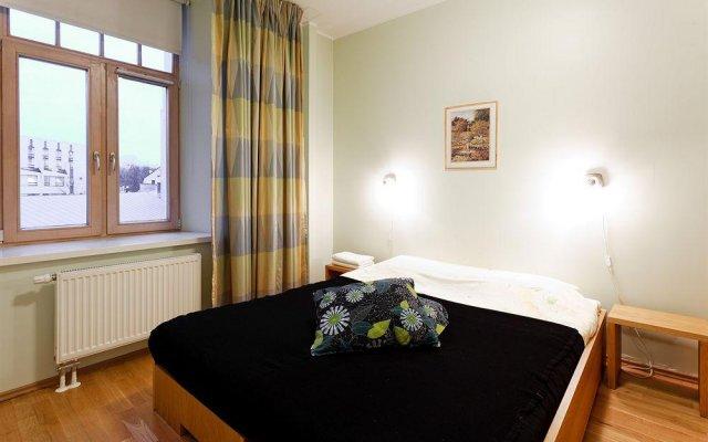 Апартаменты Sakala Residence Apartments комната для гостей