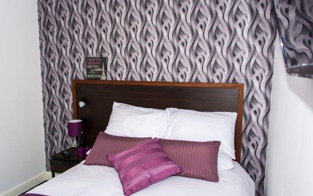 Trivelles Hotel Manchester - Cross Lane комната для гостей