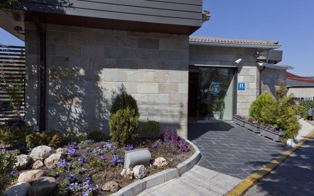 Hotel Best Osuna Мадрид вид на фасад