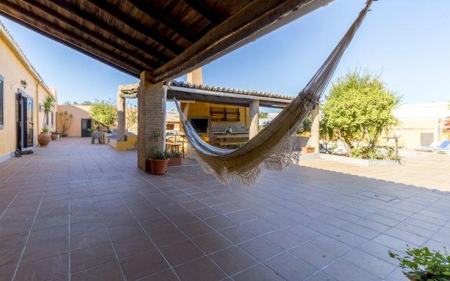Отель Villas2go2 Barrocal Португалия, Пешао - отзывы, цены и фото номеров - забронировать отель Villas2go2 Barrocal онлайн вид на фасад