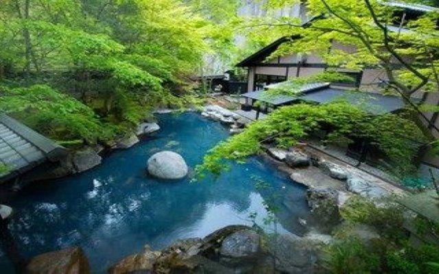 Отель Kurokawaso Япония, Минамиогуни - отзывы, цены и фото номеров - забронировать отель Kurokawaso онлайн бассейн