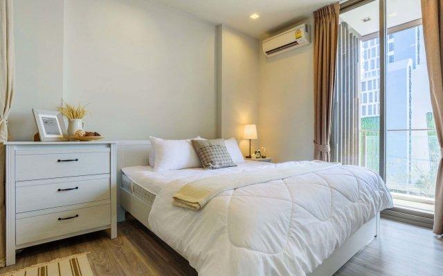 Отель Baan Plai Haad by Favstay Паттайя комната для гостей