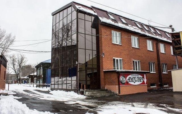 Гостиница Magas hostel в Иркутске отзывы, цены и фото номеров - забронировать гостиницу Magas hostel онлайн Иркутск вид на фасад