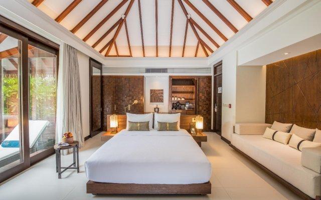 Отель Heritance Aarah (Premium All Inclusive) Мальдивы, Медупару - отзывы, цены и фото номеров - забронировать отель Heritance Aarah (Premium All Inclusive) онлайн комната для гостей