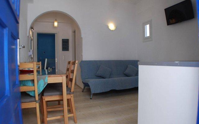 Отель Aretousa Villas Греция, Остров Санторини - отзывы, цены и фото номеров - забронировать отель Aretousa Villas онлайн комната для гостей
