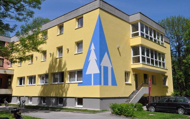 Eduard-heinrich-haus - Hostel Зальцбург вид на фасад