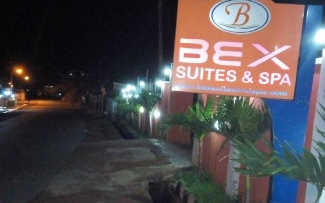 Отель Bex Suites and Spa Энугу вид на фасад