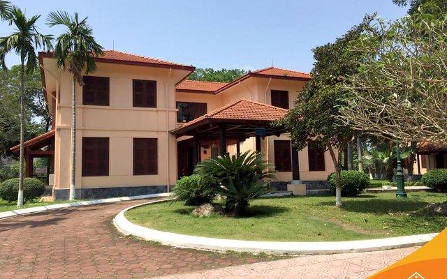 Отель Zo Villas вид на фасад