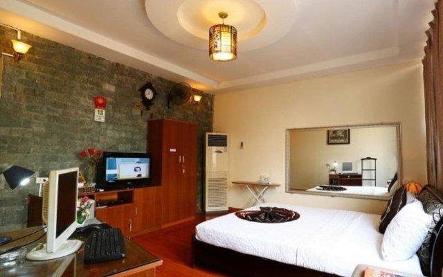 Отель A25 Hang Thiec Ханой комната для гостей