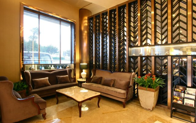 Lujiang Harbourview Hotel Xiamen Сямынь комната для гостей