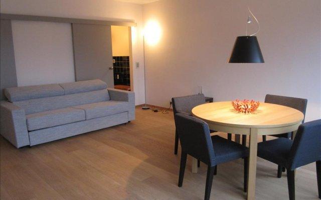 Апартаменты Passerelle - Studio 3rd Floor River View - ZEA 39138 комната для гостей