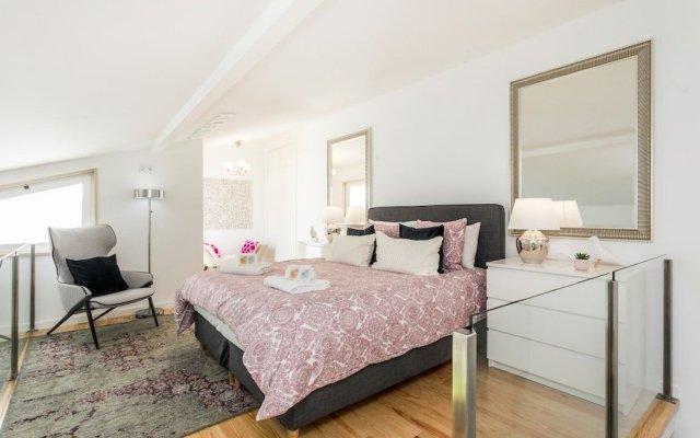 Апартаменты LxWay Apartments Alfama - Santo Estevão комната для гостей