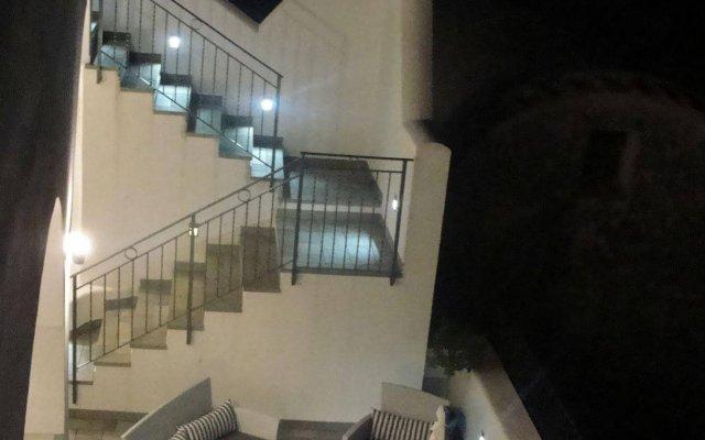 Отель Villa Marilisa Конка деи Марини вид на фасад