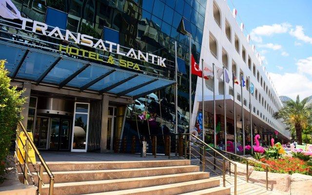 Transatlantik Hotel & Spa вид на фасад