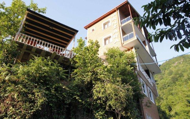Manzara Butik Otel Турция, Чамлыхемшин - отзывы, цены и фото номеров - забронировать отель Manzara Butik Otel онлайн вид на фасад