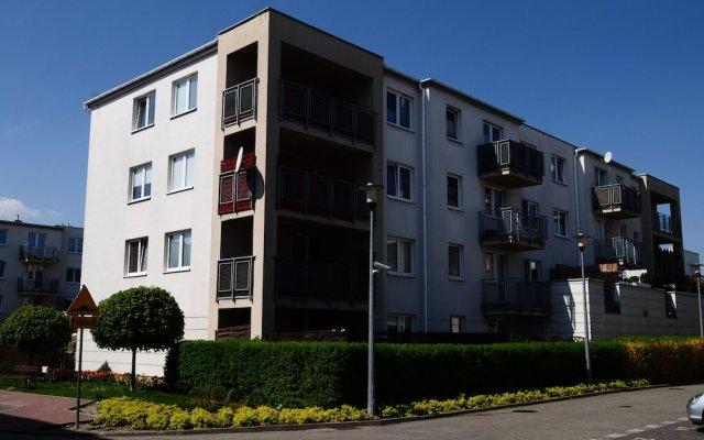 Отель Apartament na Skarbka z Gor Польша, Варшава - отзывы, цены и фото номеров - забронировать отель Apartament na Skarbka z Gor онлайн вид на фасад