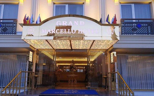 Grand Marcello Hotel вид на фасад